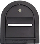 Large Locking Mailbox Door Front View