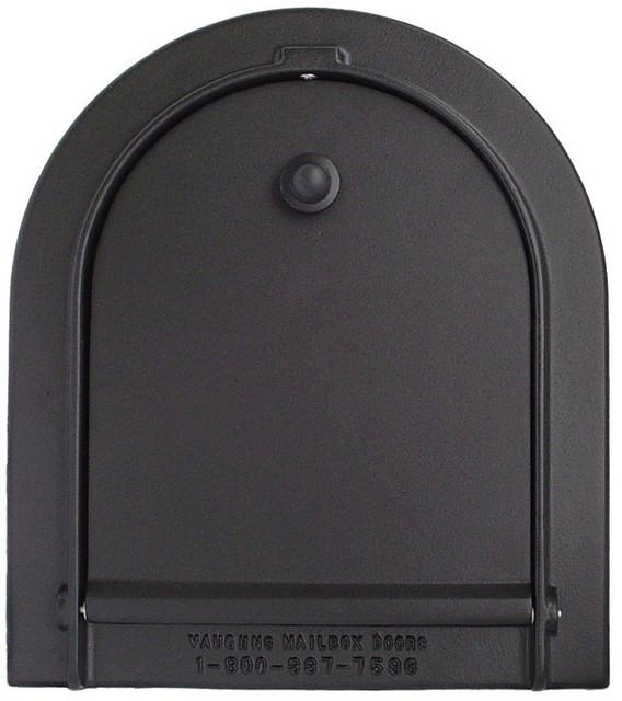 Large Mailbox Door Front View
