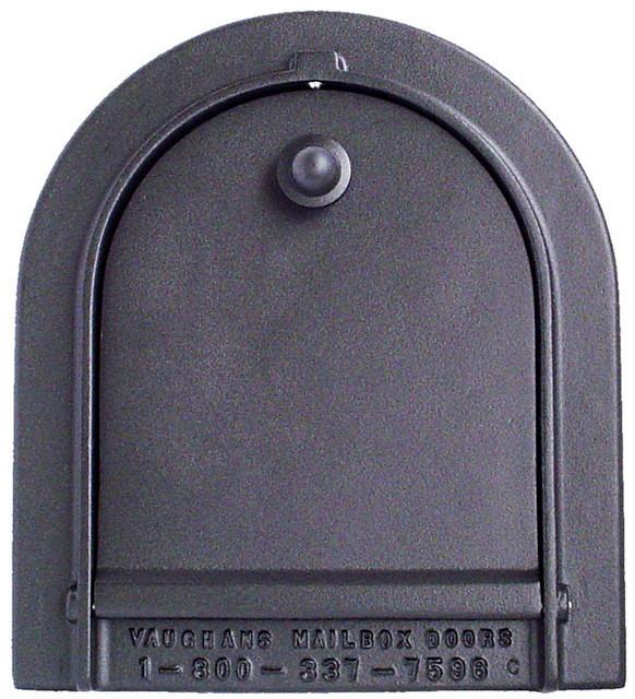 Small Mailbox Door Front View